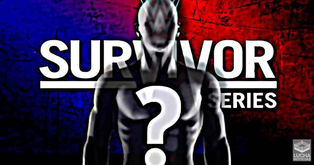 Se revela gran spoiler para WWE Survivor Series