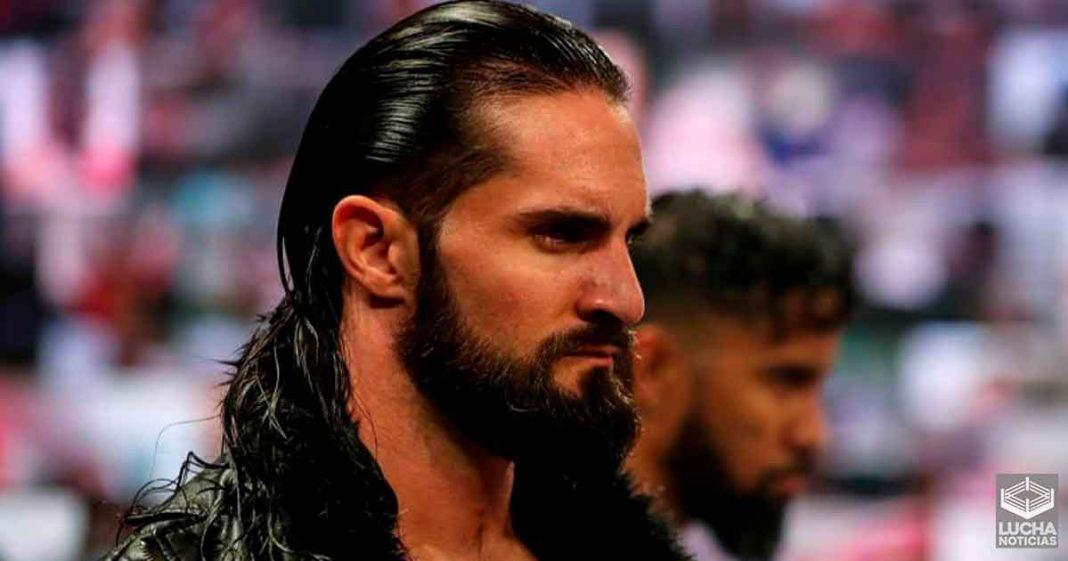 Seth Rollins será reemplazado durante su ausencia en WWE