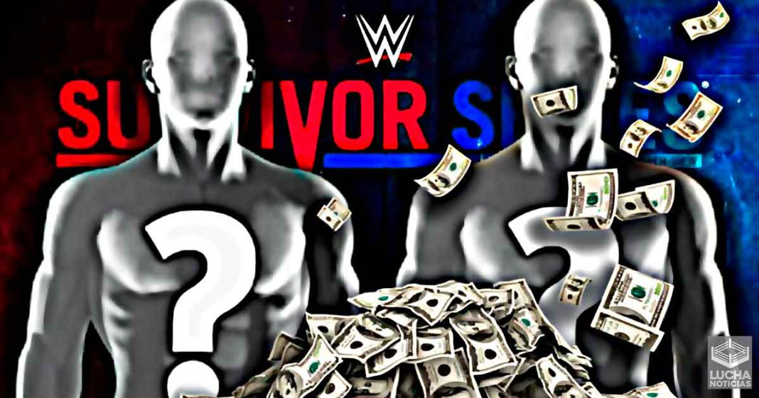 Superestrellas de WWE recibieron bonos por trabajar en Survivor Series