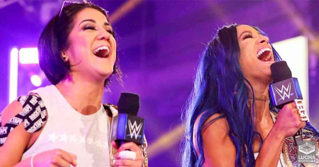 Superestrellas estelares de WWE perfieren las promos escritas a improvisar