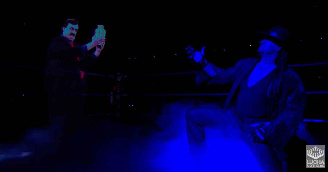 The Undertaker se retira de la WWE después de 30 años de carrera