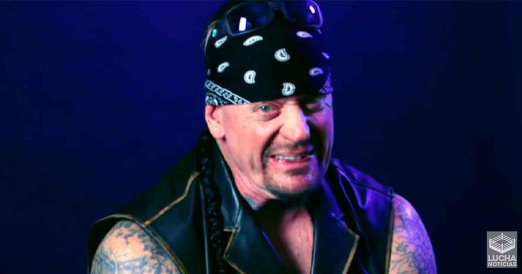 Undertaker le hace una broma a sus fans en un nuevo video