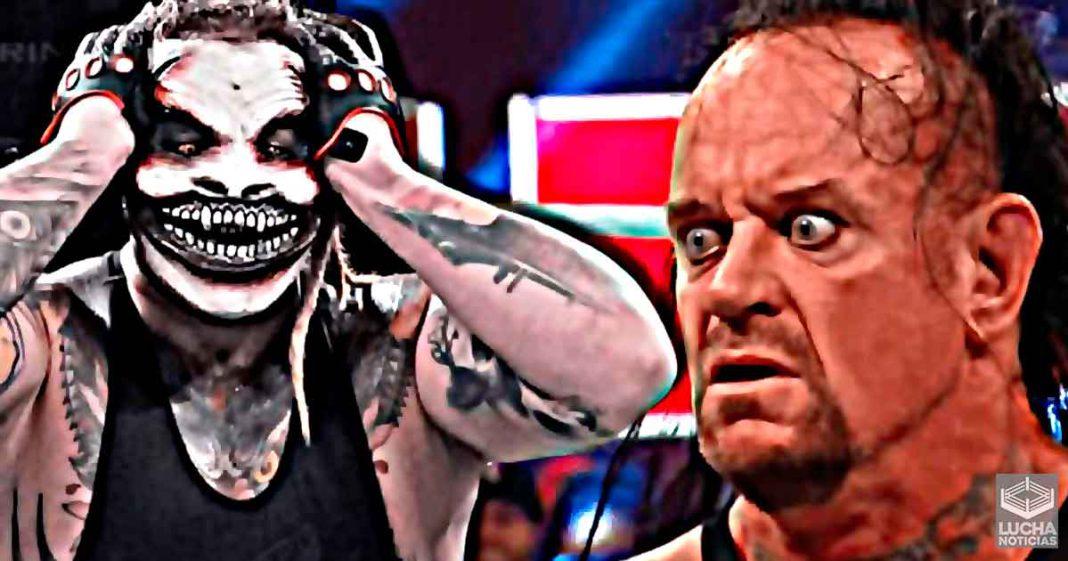 Undertaker quiere enfrentar a Bray Wyatt como The Fiend