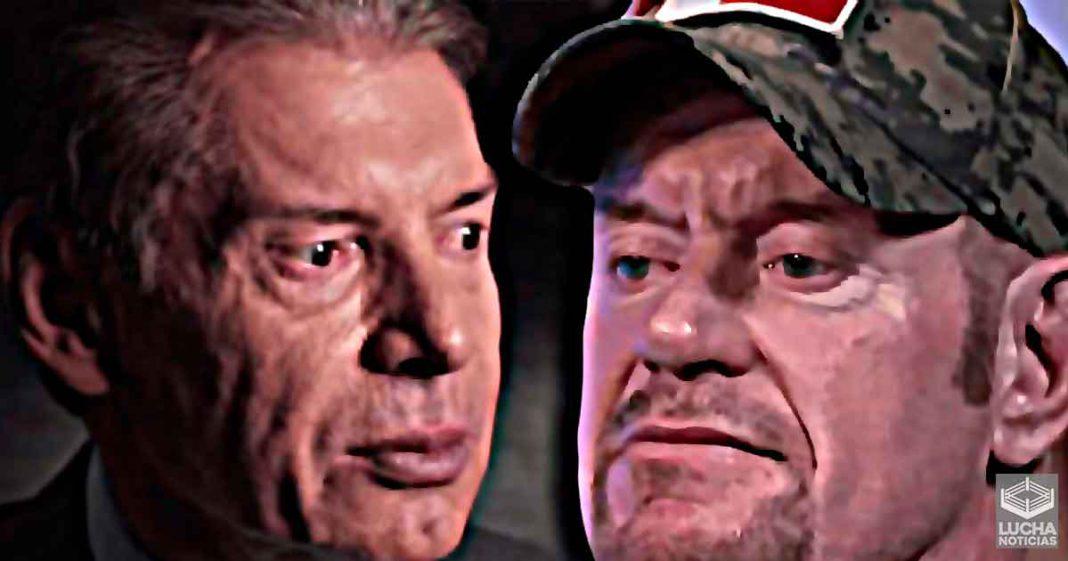Undertaker revela el año que Vince McMahon olvidó darle una lucha en WrestleMania
