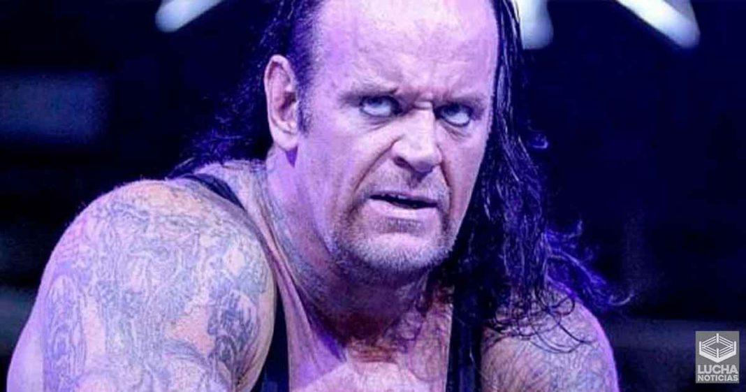 Undertaker revela lo que odiaba durante sus luchas