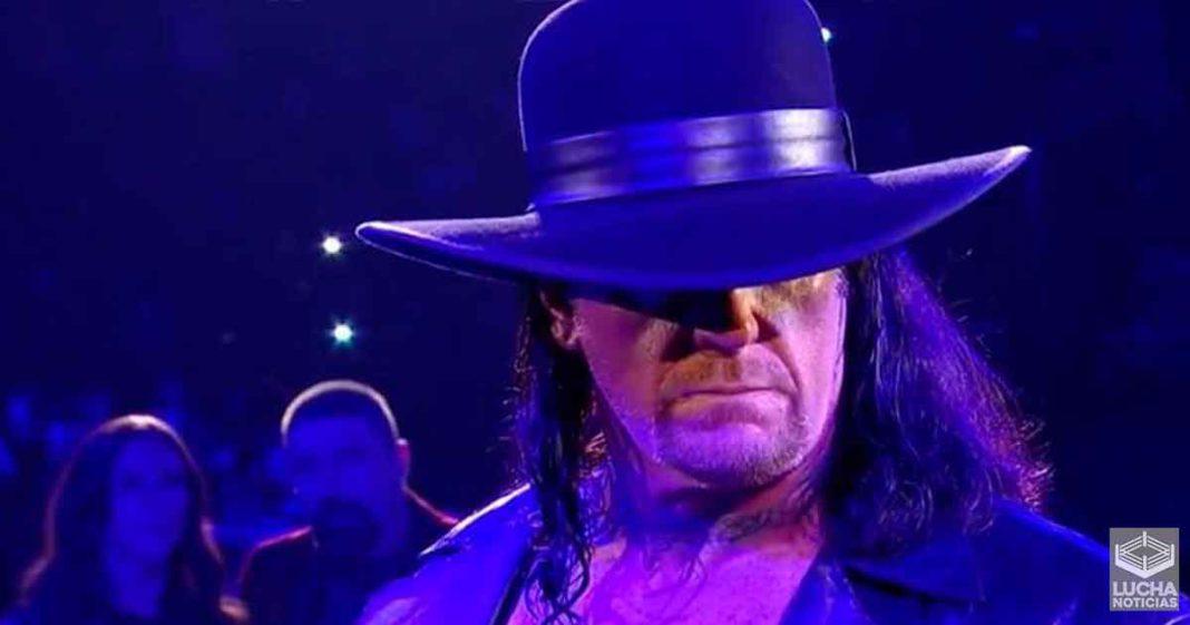 Undertaker se despedirá oficialmente en Survivor Series