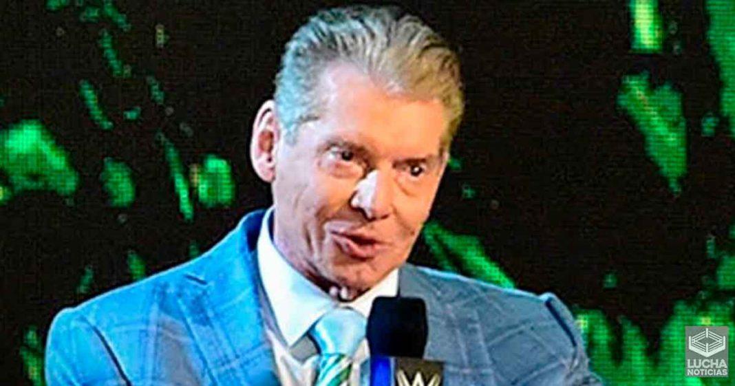 Vince McMahon cambia de idea en utilizar leyendas de mucha edad