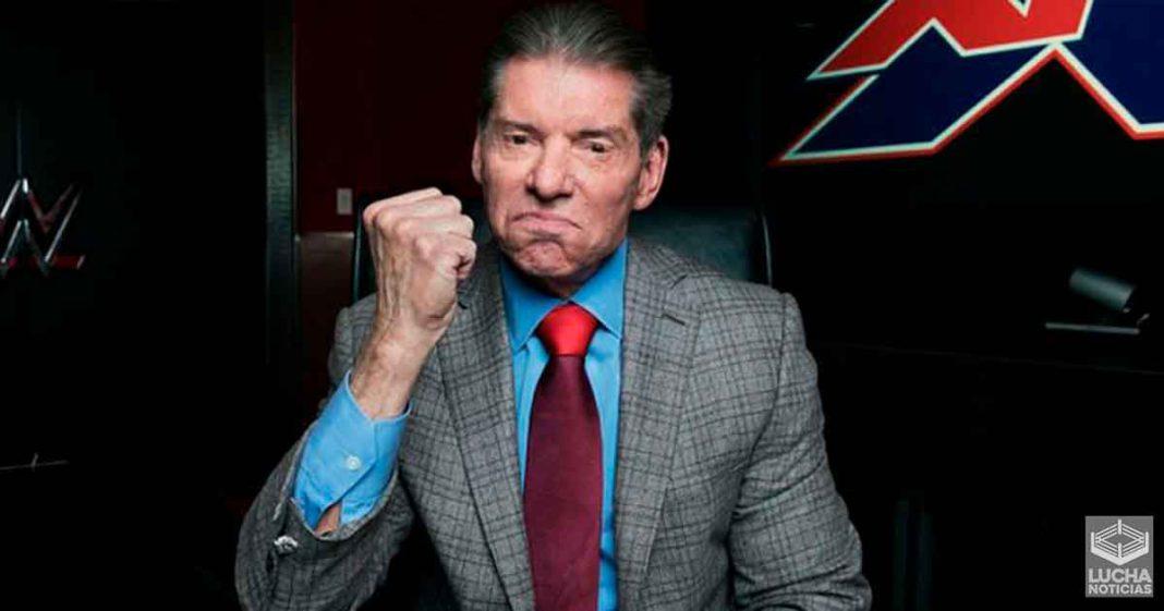 Vince McMahon cancela planes para dar empuje a superestrella de RAW
