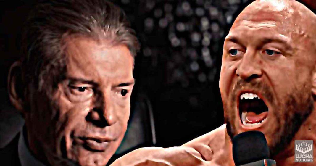 Vince McMahon es un horrible ser humano según Ryback
