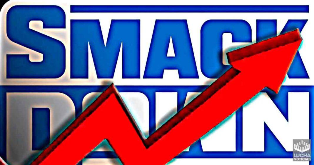 WWE SmackDown aumenta mucho en ratings previo a Survivor Series