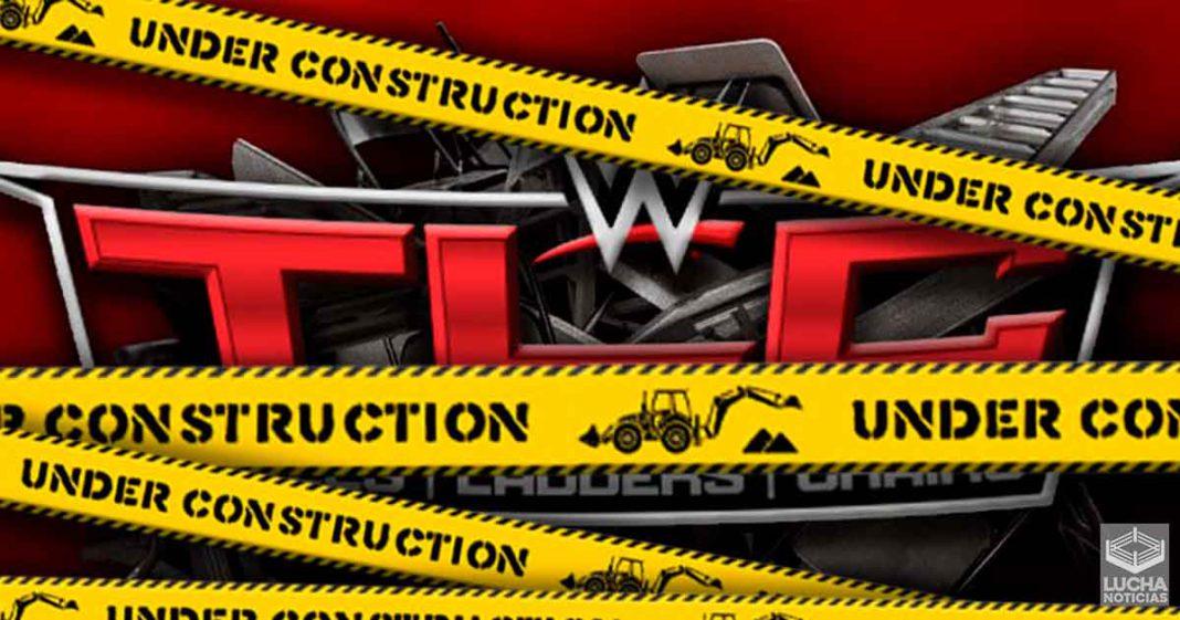 WWE aun no tiene planeado el cartel de TLC