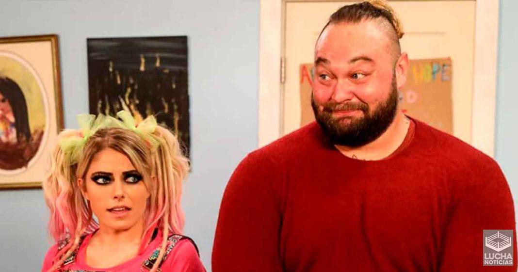 WWE considera a Bray Wyatt y Alexa Bliss como un Joker y Harley Quinn