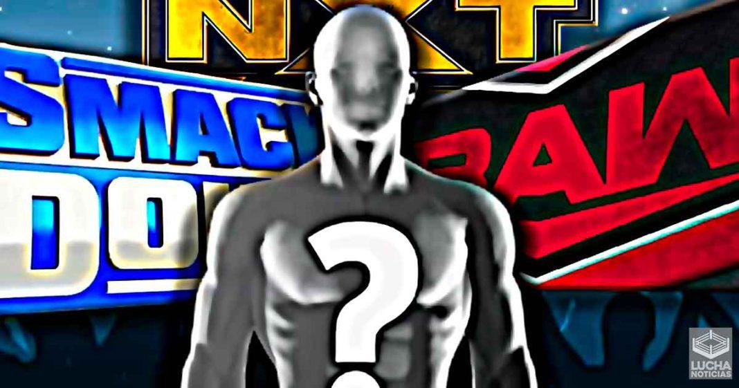 WWE debuta otra superestrella de NXT en el elenco pricipal