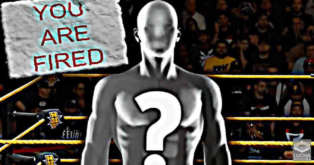 WWE despide a otro importante ejecutivo de la compañía