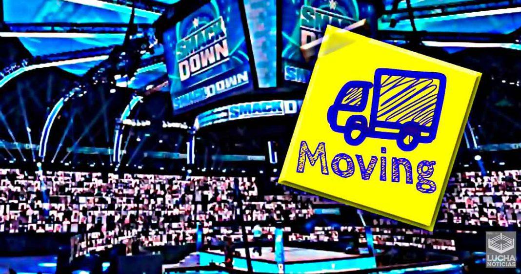 WWE está considerando nuevas locaciones para el ThunderDome