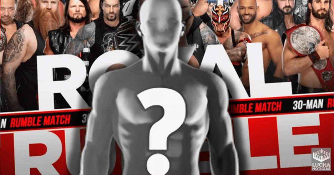 WWE está trabajando en algo diferente para Royal Rumble 2021