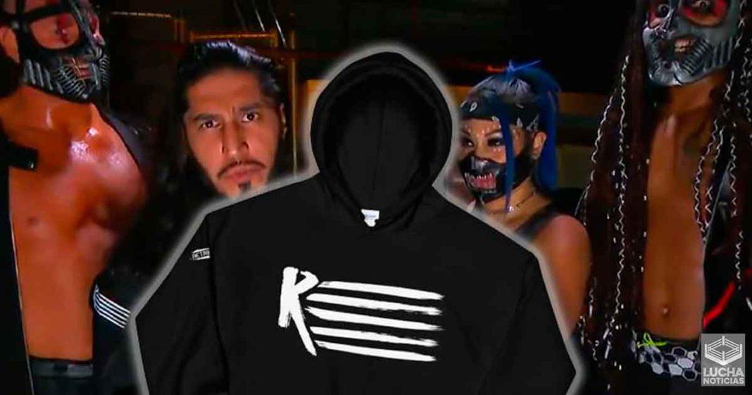 WWE lanza linea completa de mercancia para RETRIBUTION