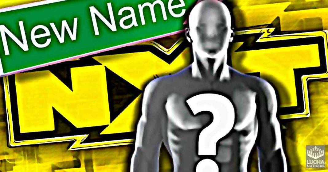 WWE le da un nuevo nombre a superestrella de NXT