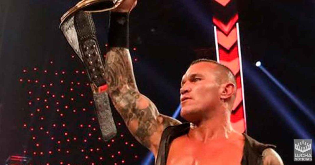 WWE programa luchas por el campeonato de la WWE luego de Survivor Series