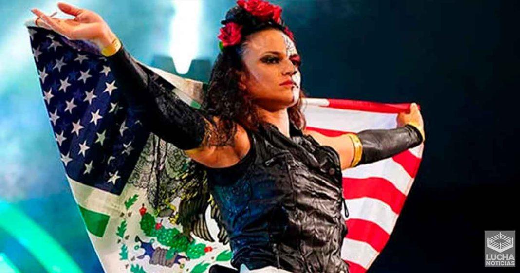 WWE quiere firmar a Thunder Rosa cuando esté disponible