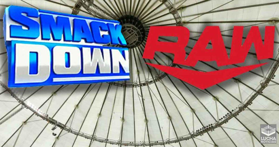 WWE quiere que un estadio de beisbol sea su nueva sede para RAW y SmackDown