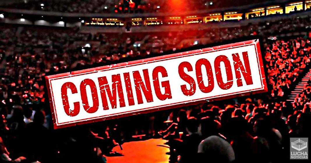 WWE registra el nombre para un nuevo evento