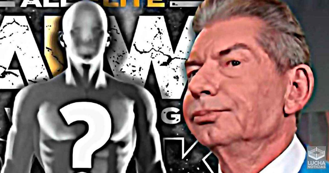 WWE se ha acercado a varios luchadores que han estado en AEW Dark