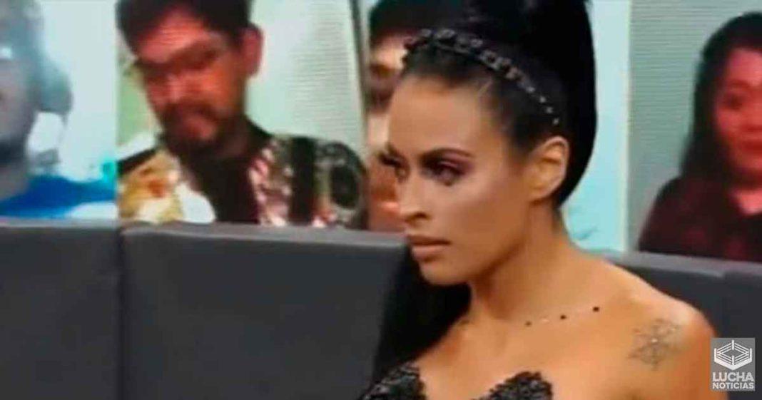 Zelina Vega estuvo en SmackDown antes de ser despedida por WWE