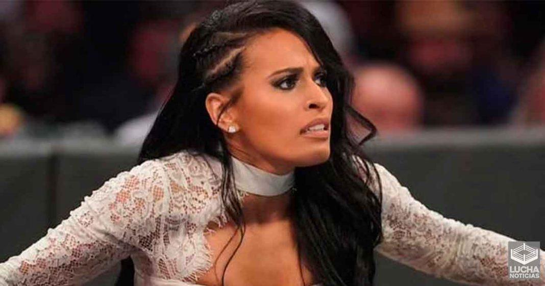 Zelina Vega revela que WWE le hizo vivir un infierno antes de su despido