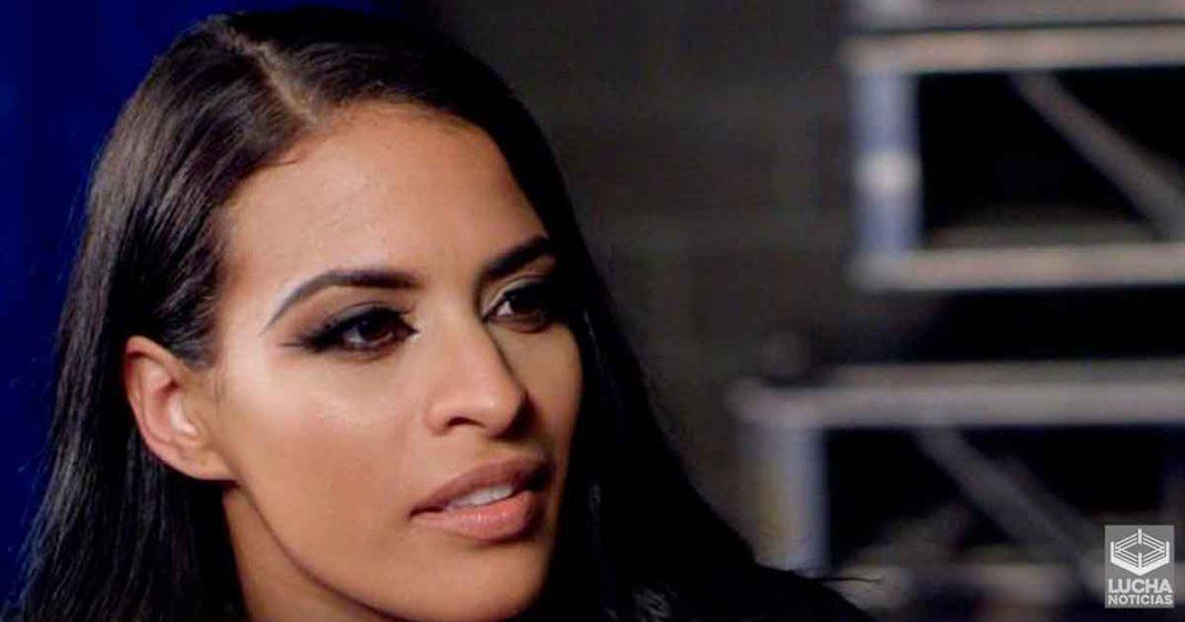 Zelina Vega rompe en llanto en twitch tras su despido de WWE