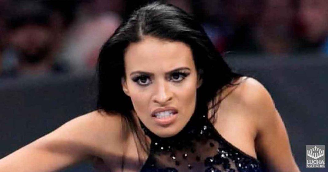 Zelina Vega rompe le silencio luego de ser despedida por WWE