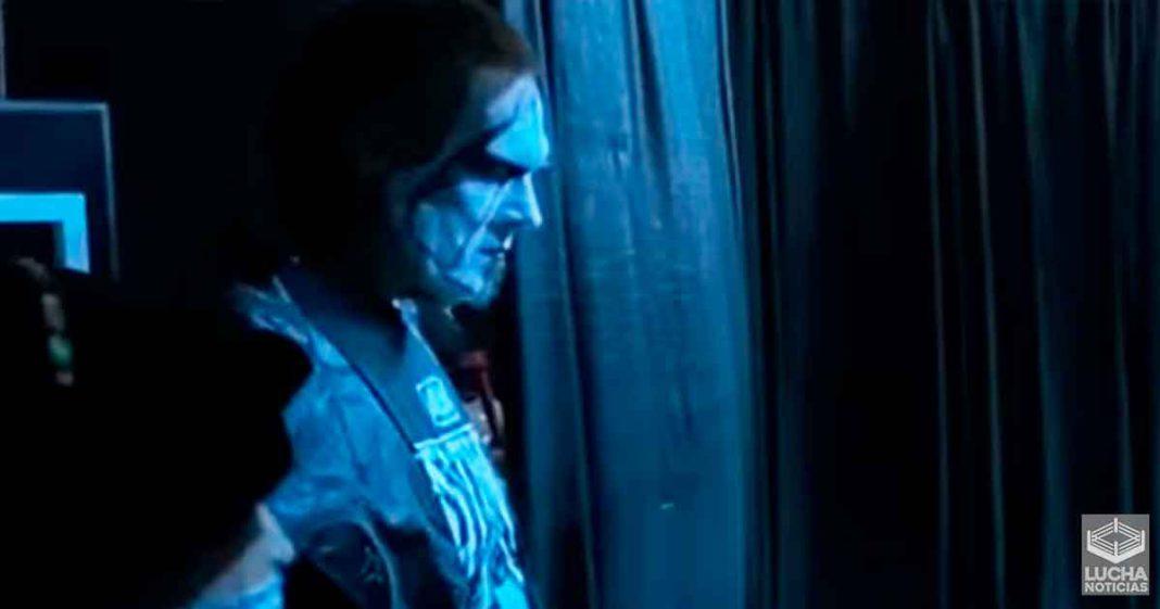 AEW revela video exclusivo en backstage del debut de Sting