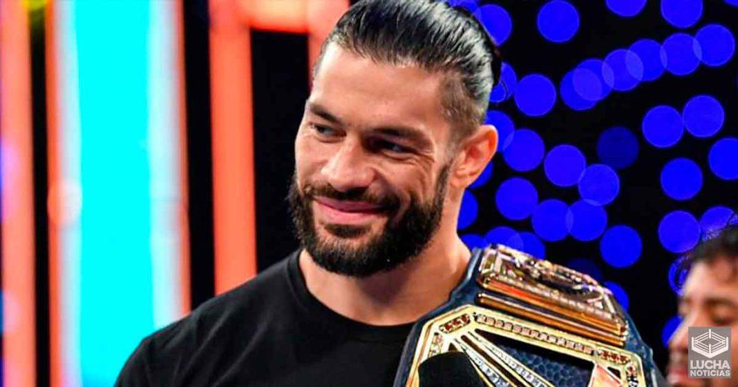 Asi es como WWE está eligiendo el oponente de Roman Reigns en WrestleMania