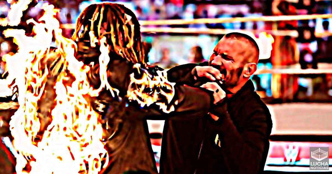 Bray Wyatt rompe el silencio después de ser quemado vivo