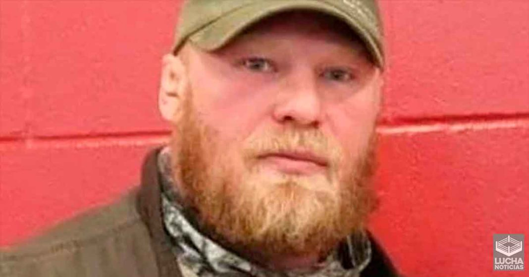 Brock Lesnar regresa con una gran barba
