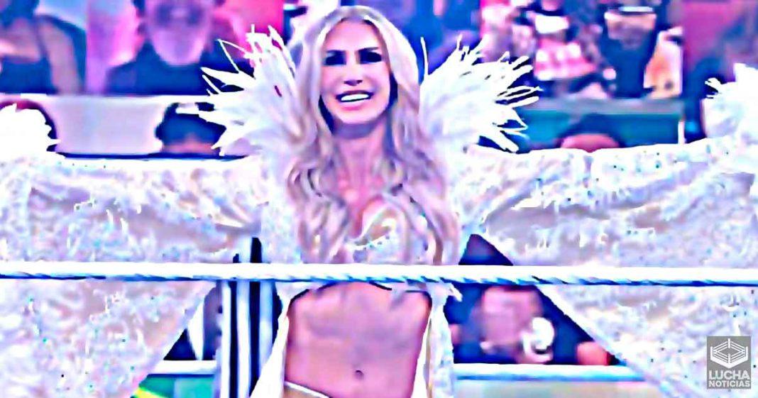 Charlotte Flair regresa en WWE TLC como compañera de Asuka