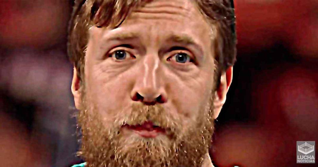 Daniel Bryan rompe el personaje y dice que el tributo a Brodie Lee en AEW fue hermoso