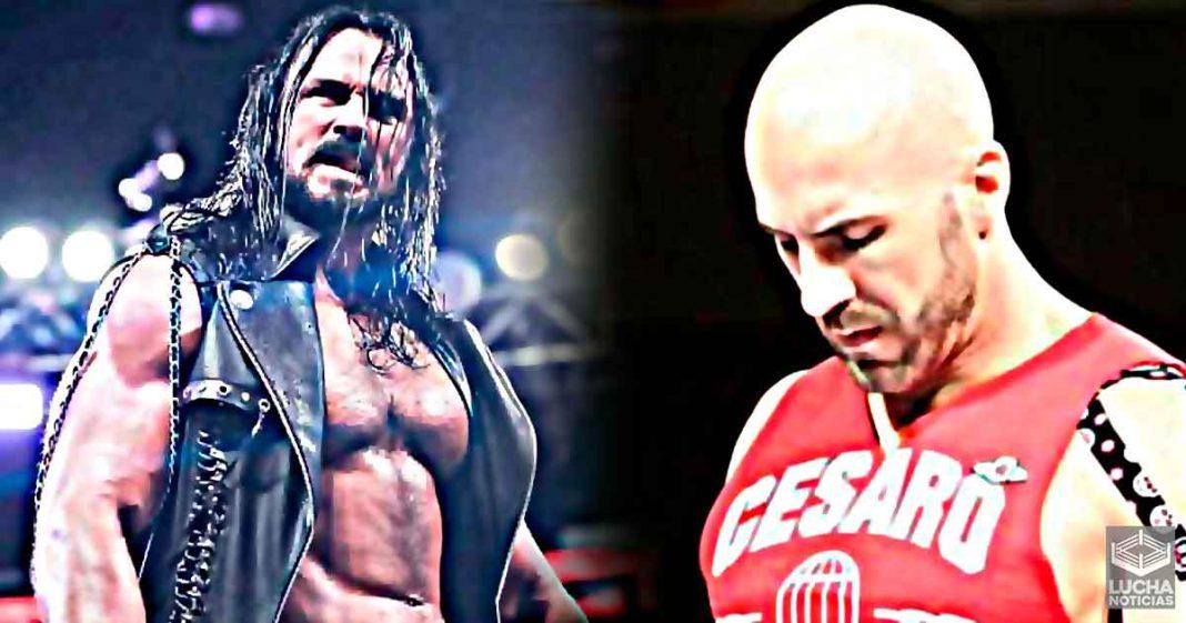 Drew McIntyre dice que la superestrella más infravalorada de WWE es Cesaro