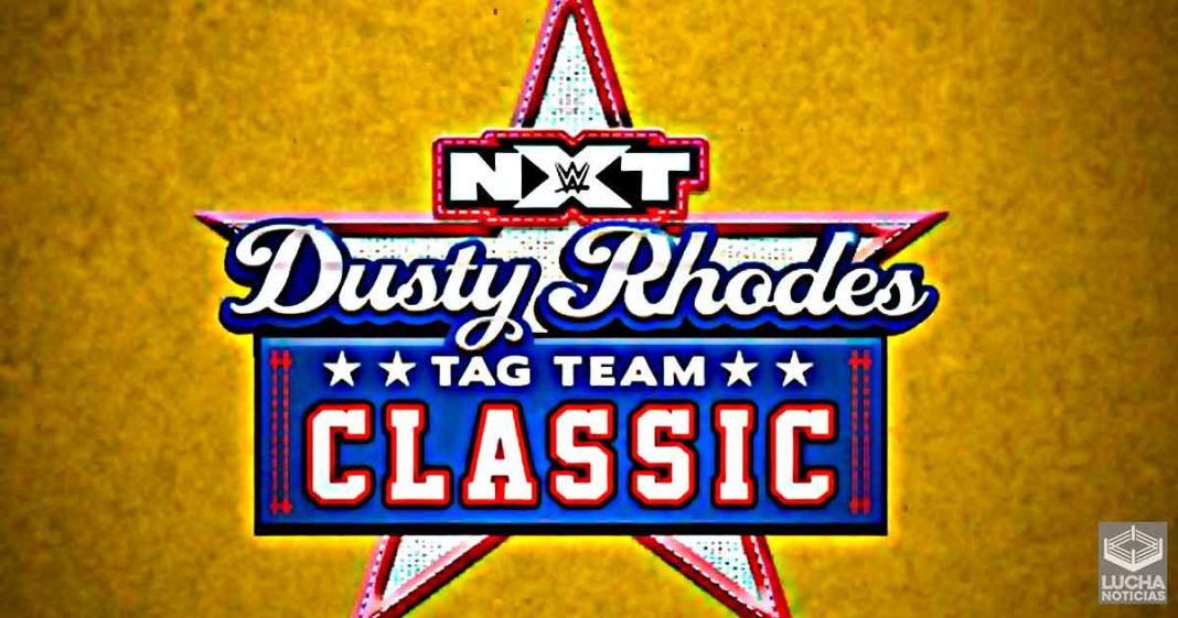 El Torneo Dusty Rhodes Tag Team Classic regresa a WWE NXT