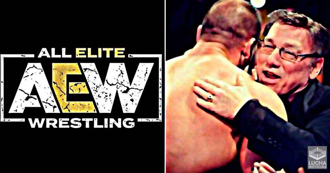 El padre de John Cena da su honesta opinión sobre AEW