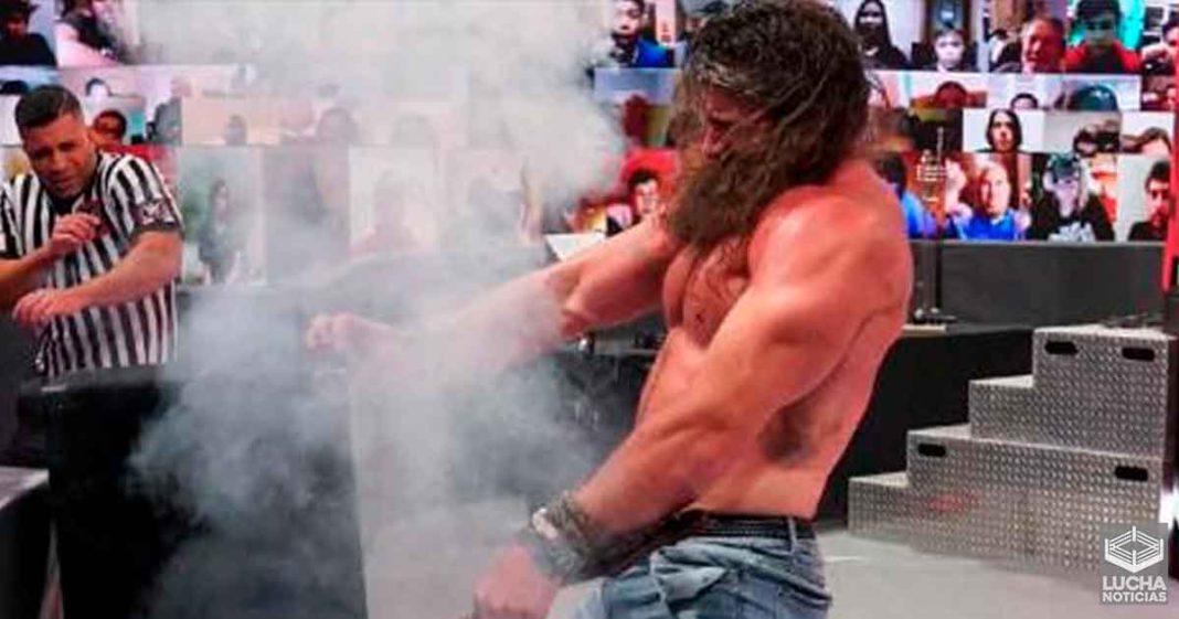 Elias cambiará de personaje luego de ser electrocutado en WWE RAW