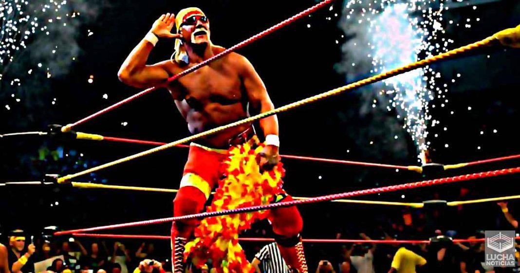 Ex superestrella de WWE cuenta como el rompió los dientes a Hulk Hogan