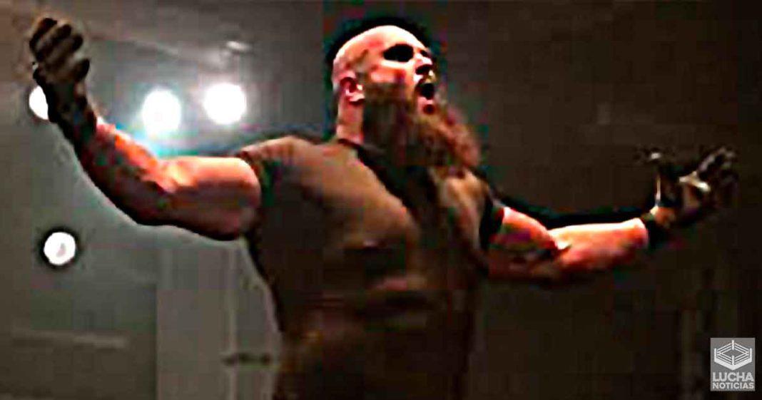 Grandes noticias sobre Braun Strowman en WWE