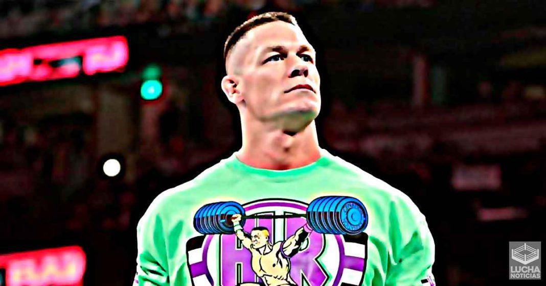 John Cena pagó las multas de varias superestrellas de WWE que ibana a ser despedidas