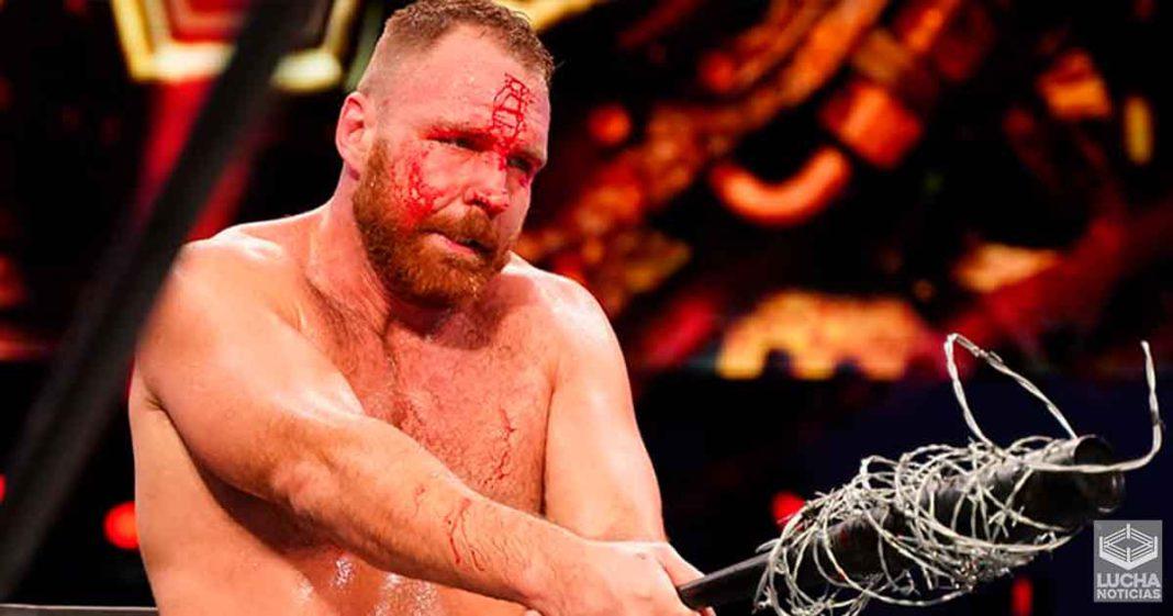 Jon Moxley es retado a una Death Match