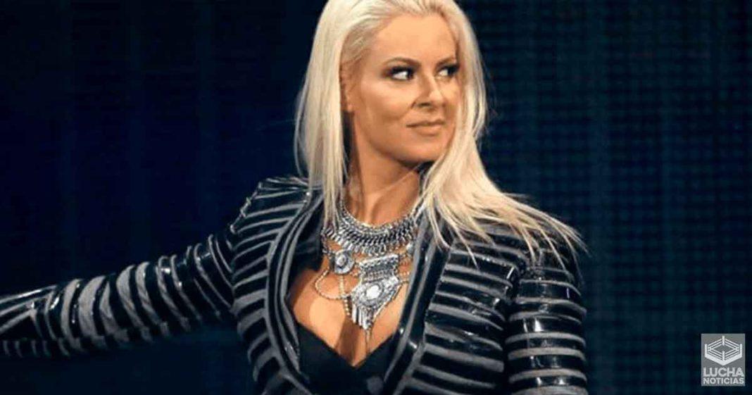 Maryse dice que tendrá una lucha más en WWE