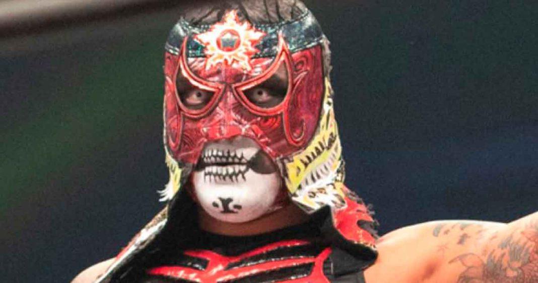 Pentagón Jr. queda fuera de acción luego de sufrir lesión antes de AEW Dynamite
