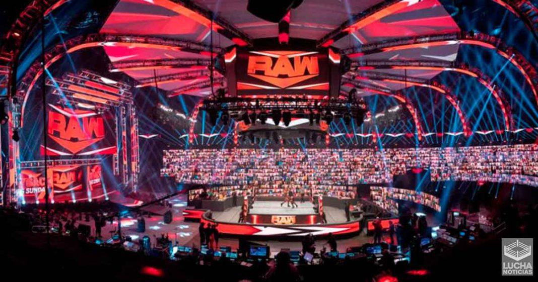 Pesadilla antes de WWE TLC en el show de RAW