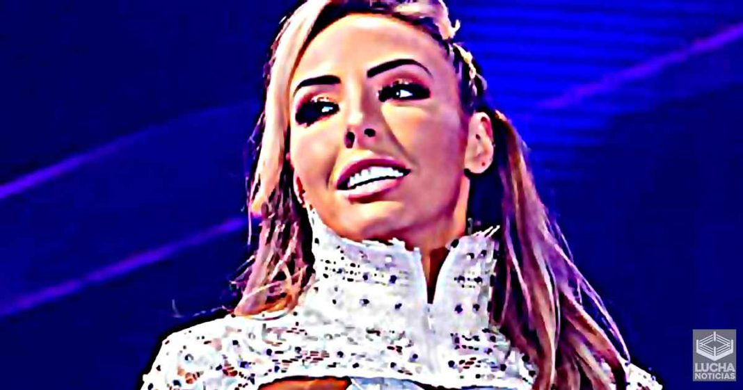 Peyton Royce le ofrece a Asuka hacer equipo trás WWE TLC