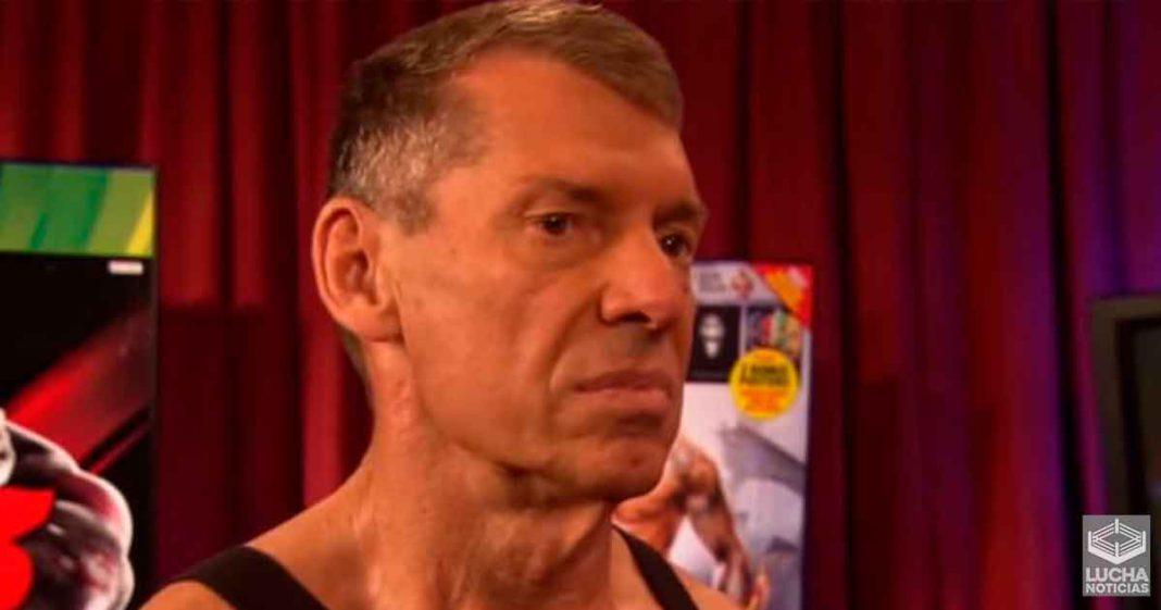 Razón pór la cual Vince McMahon dejó de usar a destacado luchador de WWE